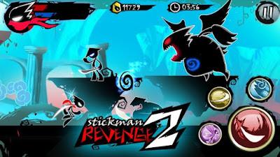 Stickman Revenge 2 Apk mod