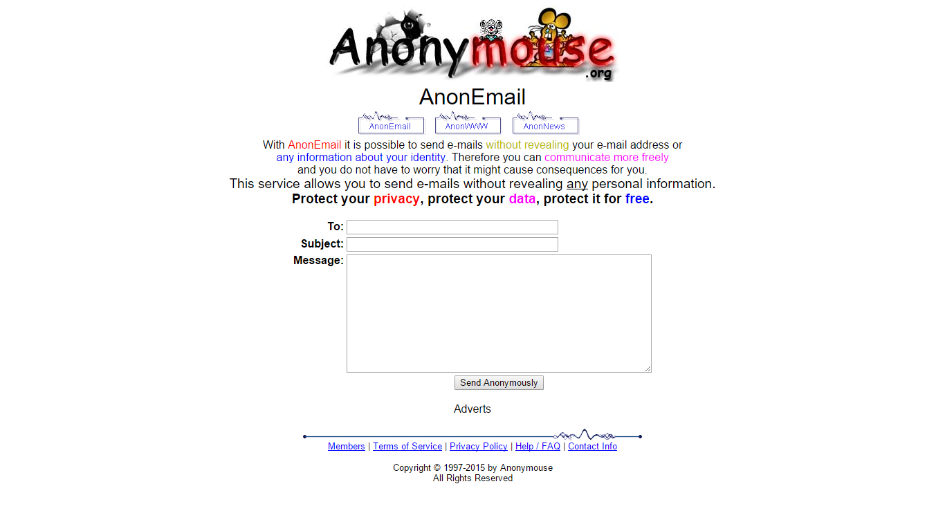 How To Send Anonymous Email - HaxBaba Tech