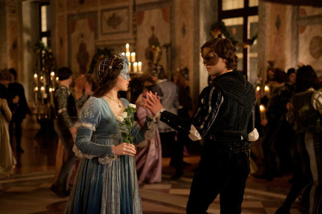 'Romeo and Juliet' (2013) - Julian Fellowes Adapts an Iconic Romantic Tragedy. Sharing a snippet of my review from Silver Petticoat. Text © Rissi JC