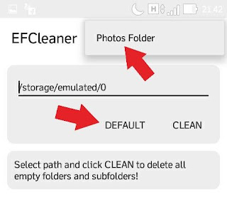 Cara Menghapus Folder Kosong Dengan Empty Folder Cleaner