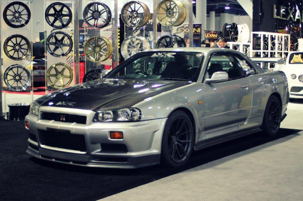 Why Is The Nissan Skyline Gt R Illegal In Usa
