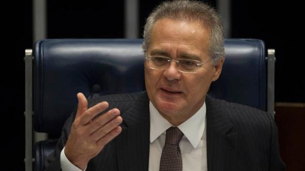 PGR de Brasil acusa a senador R. Calheiros por corrupción