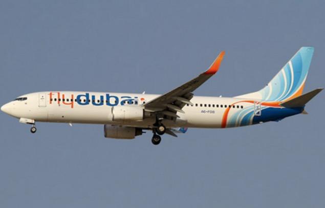 Detik Cemas Pesawat Penerbangan FlyDubai Terhempas