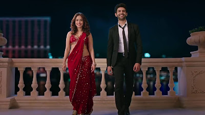 Sonu Ke Titu Ki Sweety Movie Kartik Aaryan & Nushrat Bharucha HD Image
