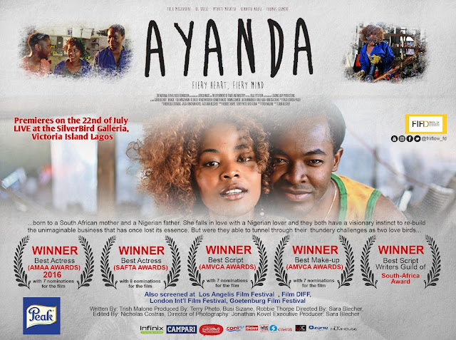 Ayanda movie