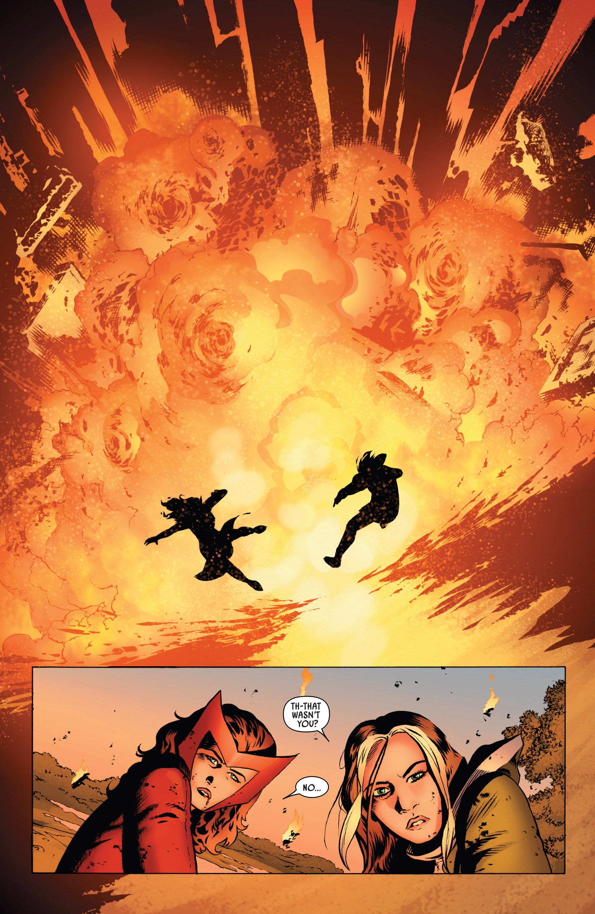 Read online Uncanny Avengers (2012) comic -  Issue #1 - 18