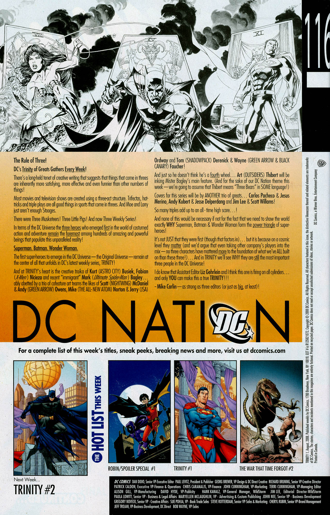 Read online Trinity (2008) comic -  Issue #1 - 39