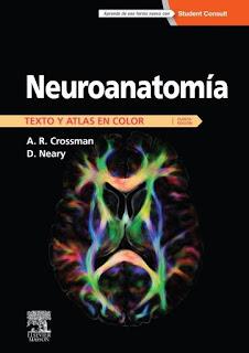 Neuroanatomía.Texto y Atlas en Color - Crossman - 5a Edicion