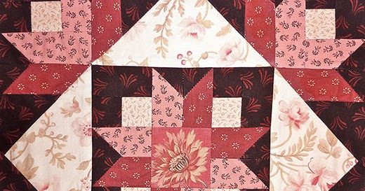 Quilting Land: Saturday Sampler Block