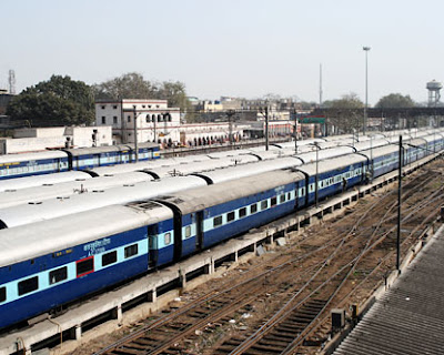 Diverted Trains List Indian railways
