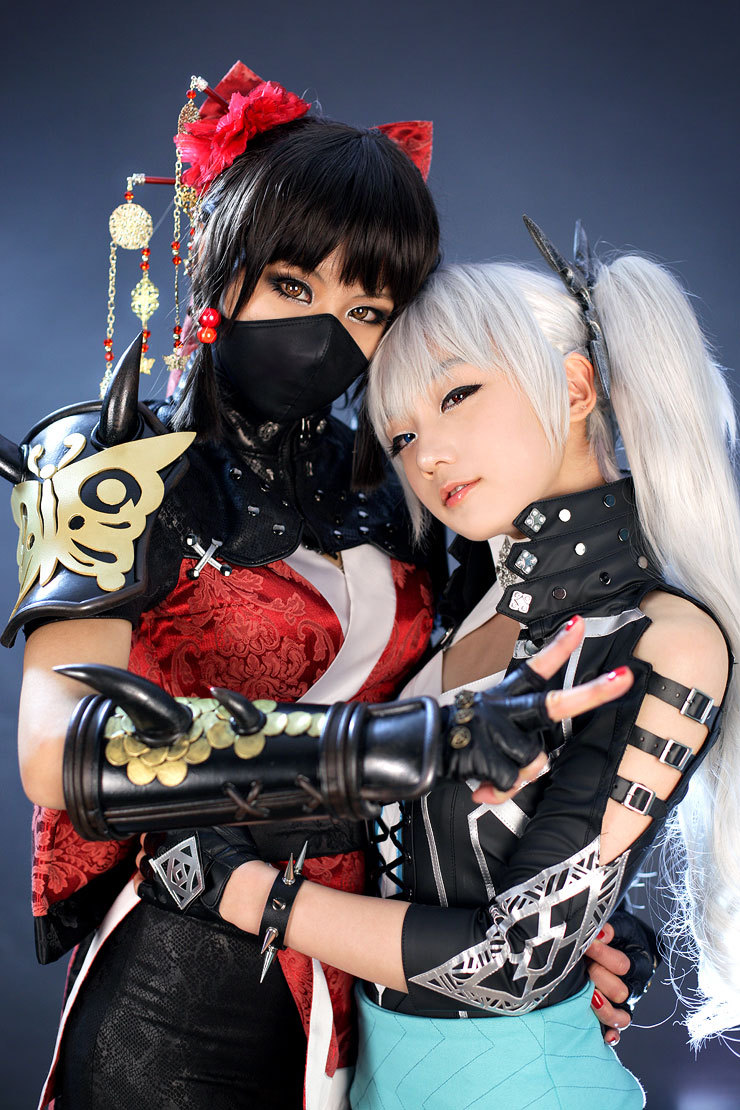 Cyphers - Cosplay cats are back - MMO Culture