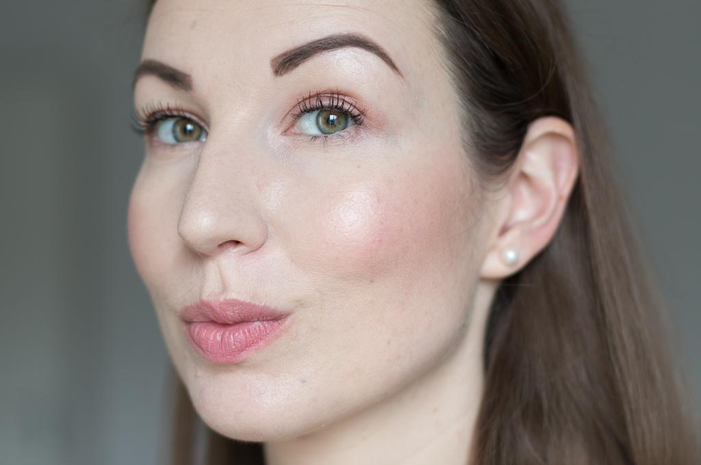 Benefit Brow Collection 2016 Look Augenbrauen geschminkt nachher
