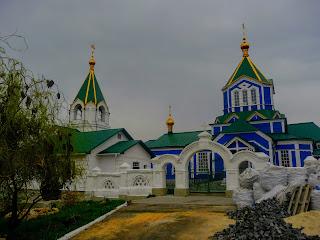 Бахмут. Православный комплекс