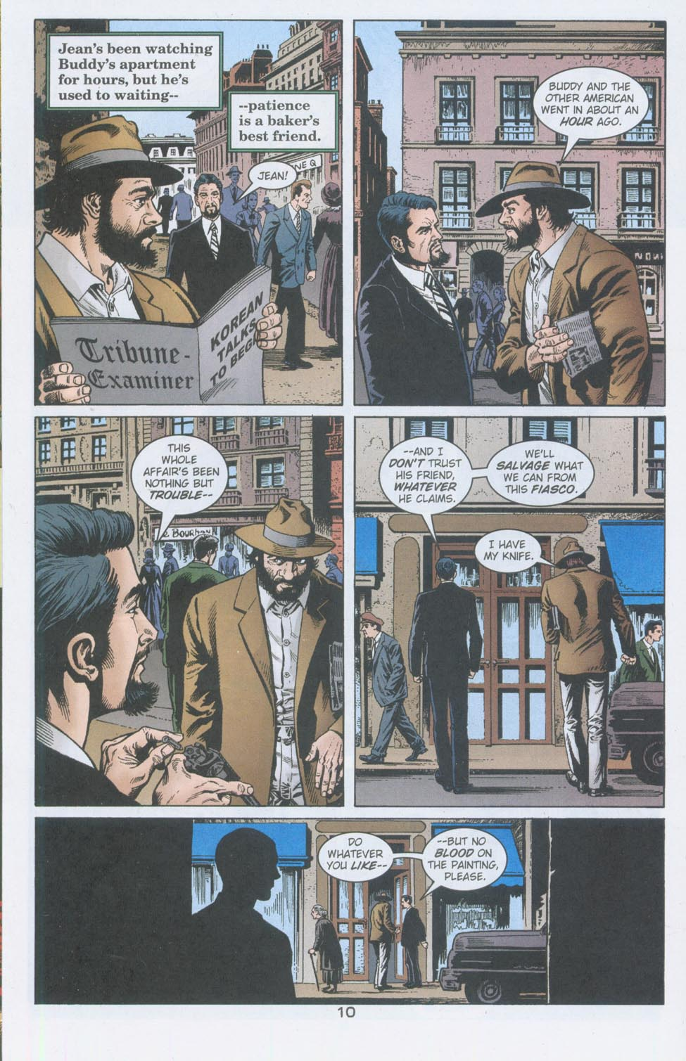 Read online American Century comic -  Issue #16 - 11