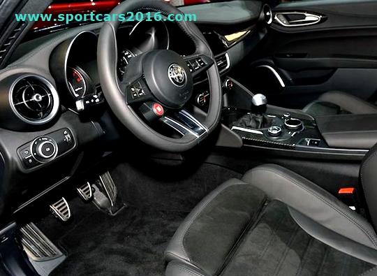 2017 alfa romeo giulia specs interior price usa auto - Alfa romeo giulia interior dimensions ...