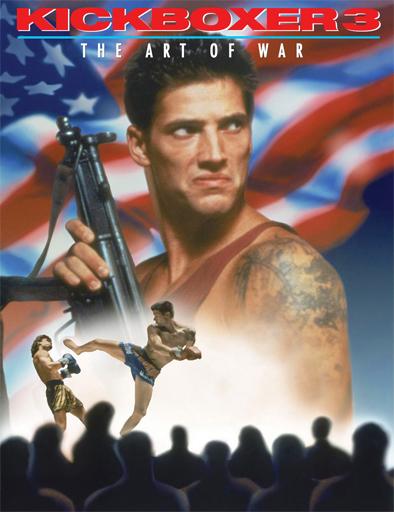 Ver Kickboxer 3: El arte de la guerra (1992) Online