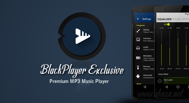 Download BlackPlayer EX Patched Apk Full Terbaru Gratis