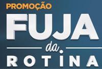 Promoção Fuja da Rotina Caixa promocaofujadarotina.com.br