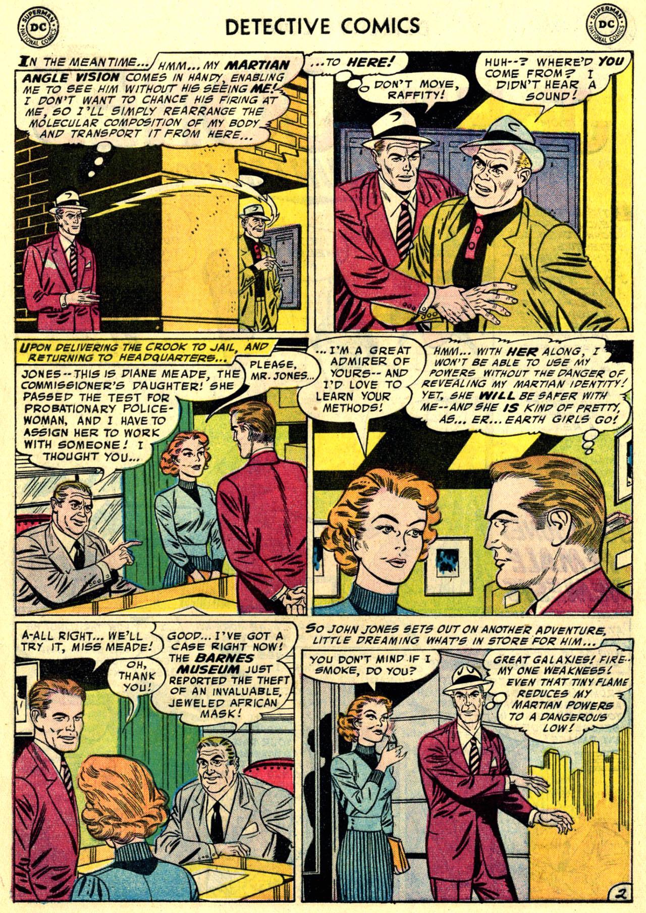 Read online Detective Comics (1937) comic -  Issue #246 - 28