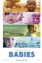 Ver Bebés (2010) Documental Completo Online Español