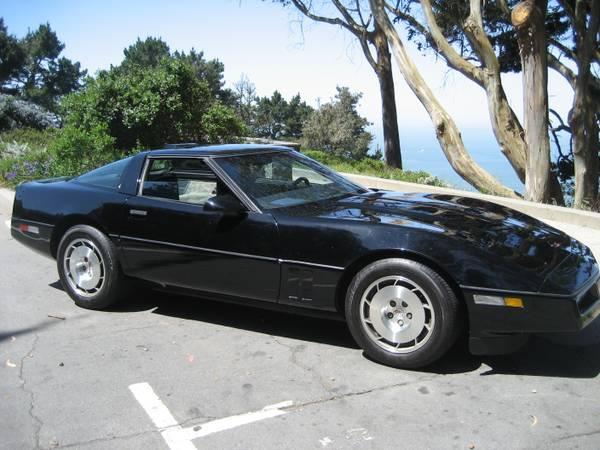 Daily Turismo: 10k: C4+3: 1986 Chevrolet Corvette C4 4+3speed