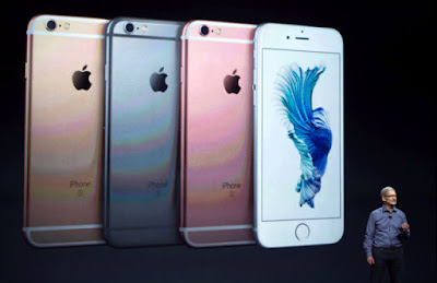 The release of iPhone SE and the iPad Air 3 was delayed