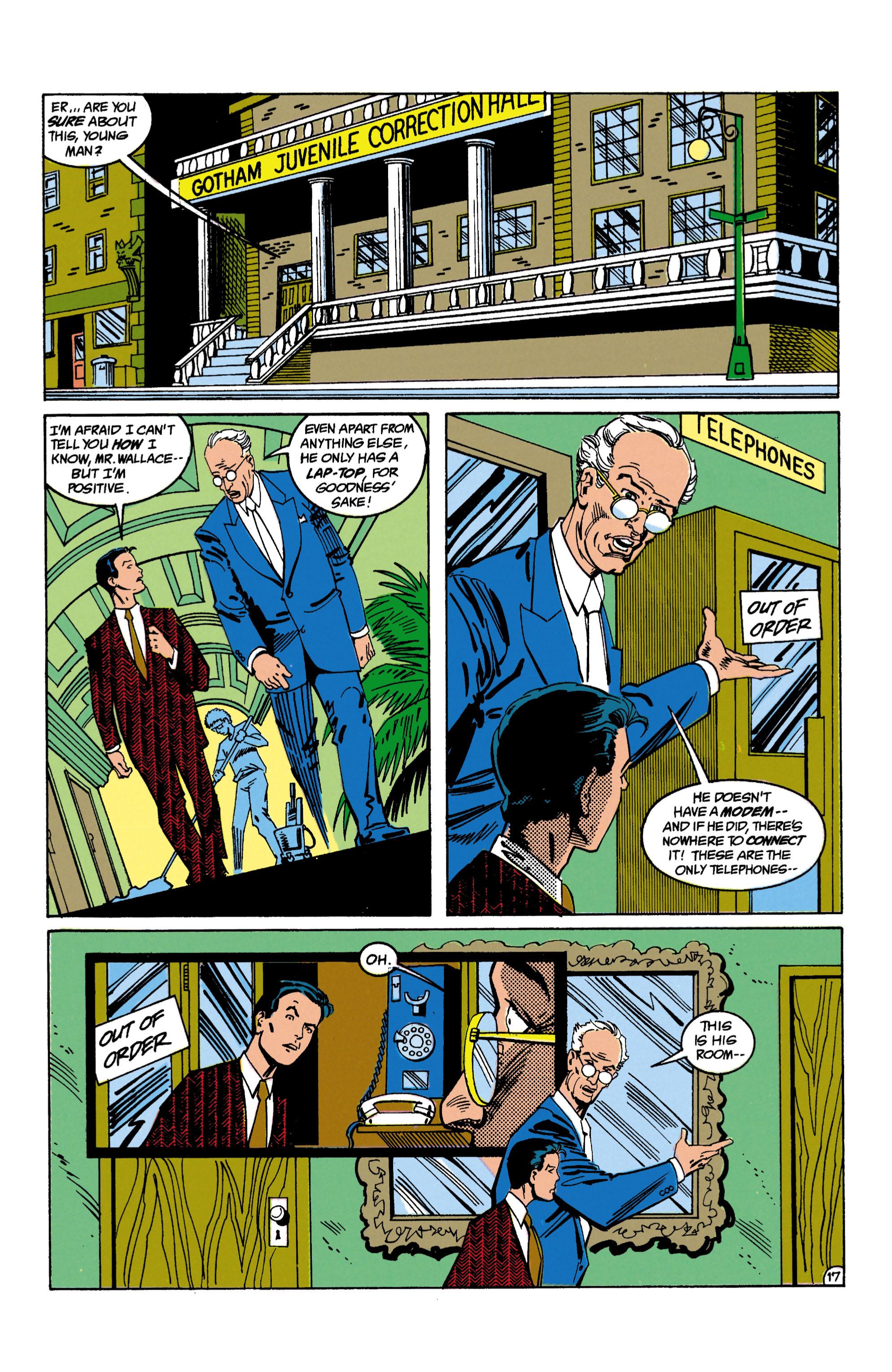 Detective Comics (1937) 620 Page 17