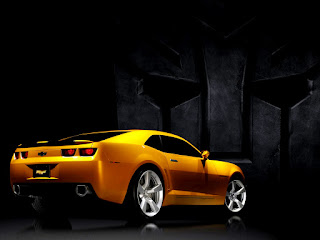 Bumblebee HD Wallpaper