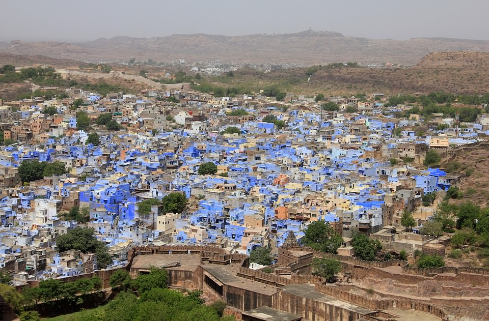 Blue City - Jodhpur