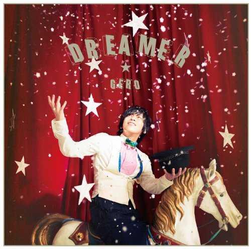 [Single] GERO – DREAMER (2015.10.21/MP3/RAR)