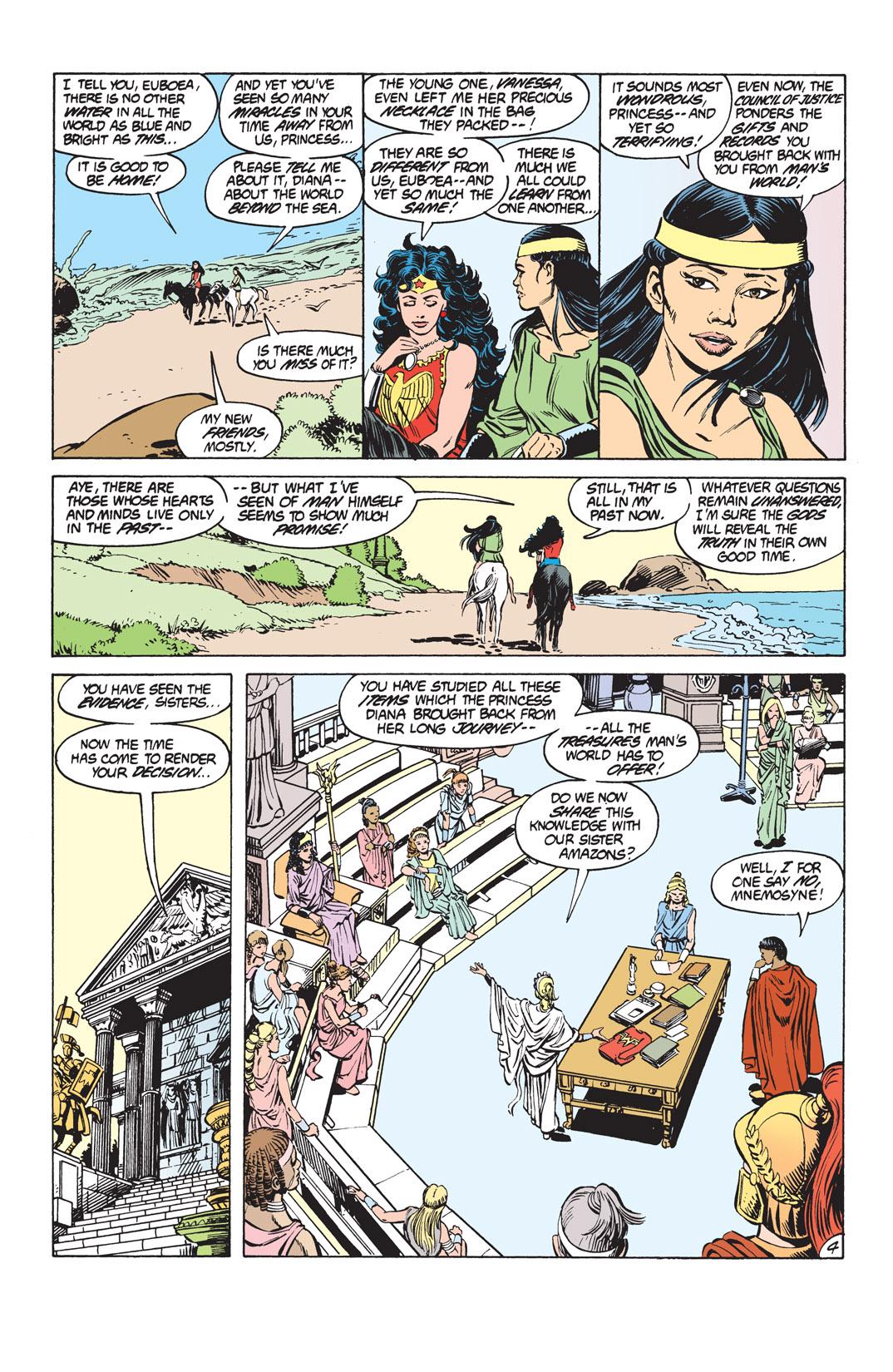 Read online Wonder Woman (1987) comic -  Issue #10 - 6