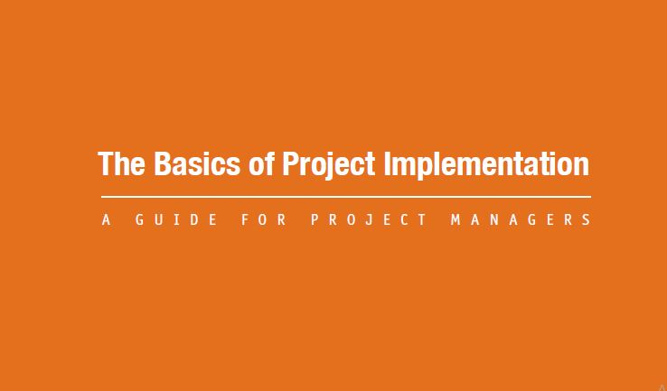 The Basics of Project Implementation: A Guide for Project Managers