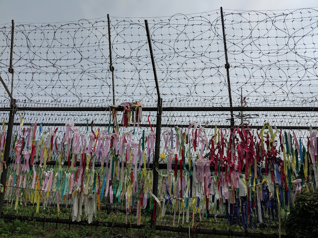 Seoul Part 2 -  DMZ (Demilitarized Zone) Day Tour highly recommended!