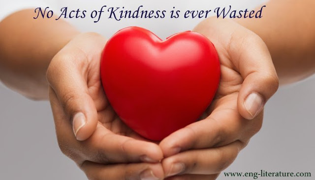 No Act of Kindness is Ever Wasted: Motivational Story