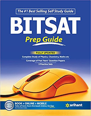 Download Free Arihant Prep Guide to BITSAT 2018 Book PDF
