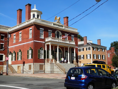 Custom House Salem