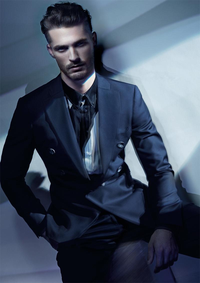484ded06ea Giorgio Armani suits are the