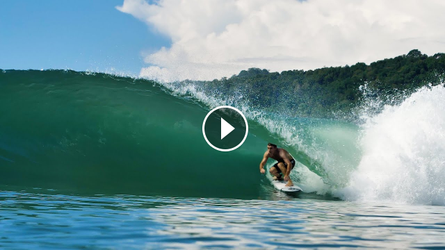 Mind Blowing Point break perfection with midgetmagic