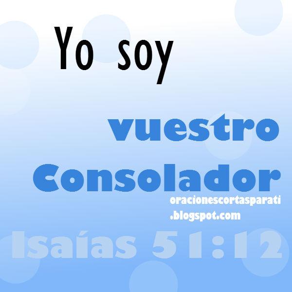 Isaías 51:12