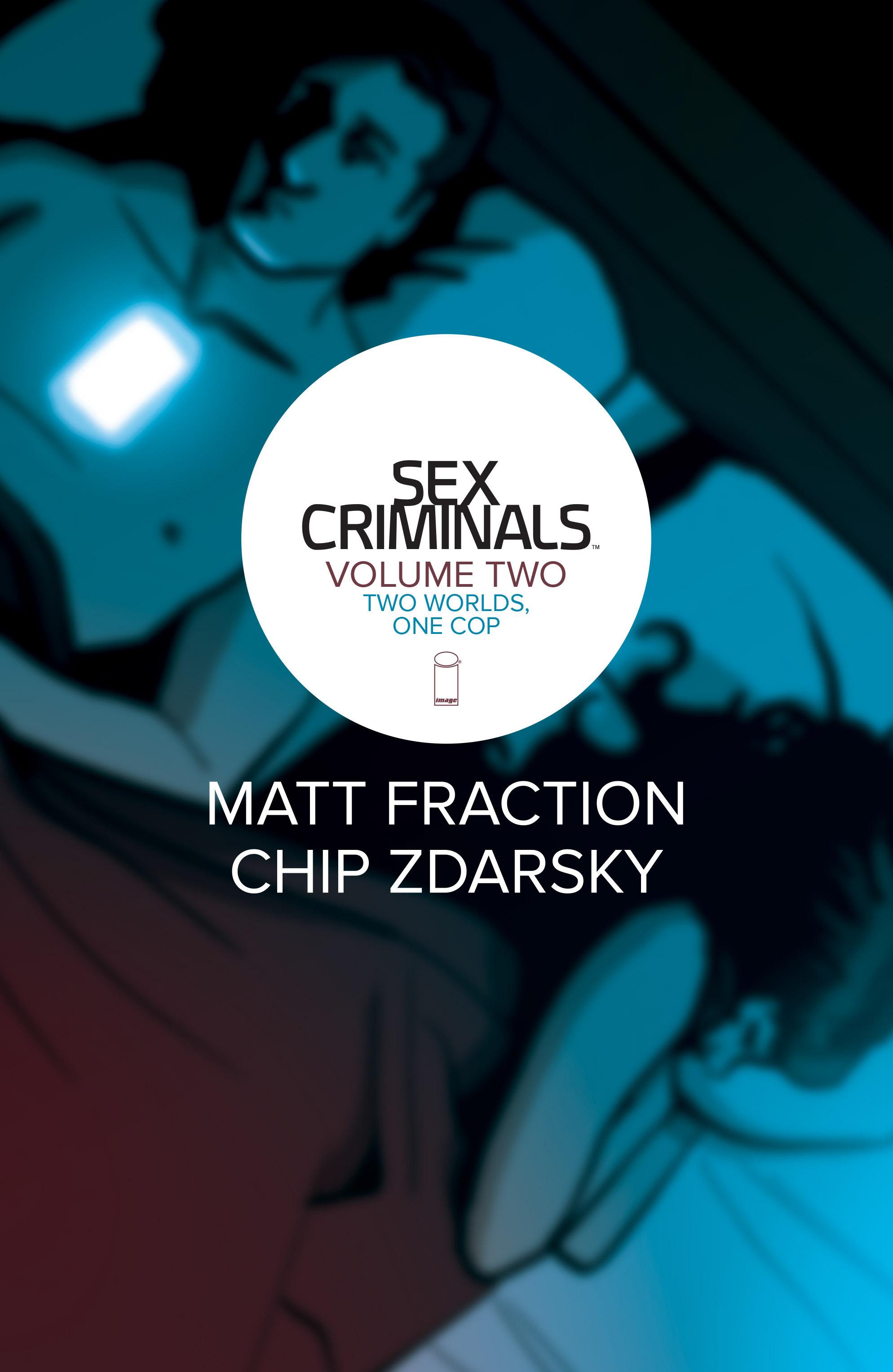 Read online Sex Criminals comic -  Issue # _TPB 2 - 1