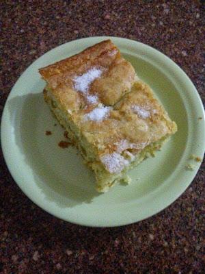 receita de bolo de hortela