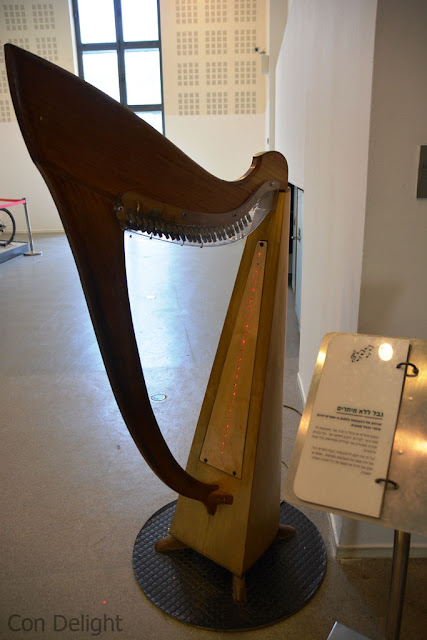 no strings attached harp
