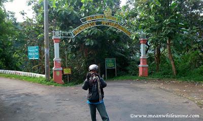 Petungkriyono, Negeri 1000 Curug gerbang ekowisata