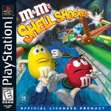 M&M Shell Shocked - PS1 - ISOs Download
