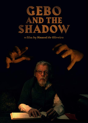 Gebo And The Shadow Dvd