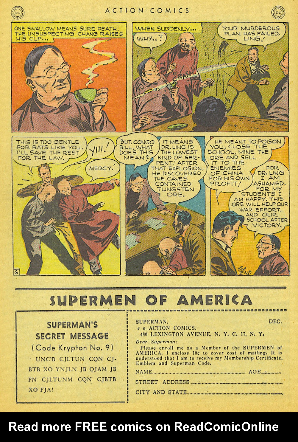 Read online Action Comics (1938) comic -  Issue #91 - 28