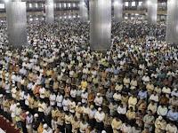 Bulan Ramadhan Jangan Sia siakan Pahala Sholat Semalam Suntuk!