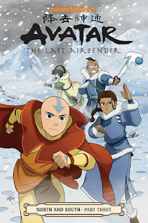 Download Kumpulan Volume Komik Avatar The Last Airbender
