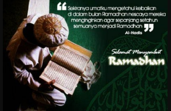 Makna Bulan Puasa Ramadhan
