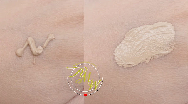 swatch photo of Makeup World Cover Up Concealer Nude Review by Nikki Tiu of www.askmewhats.com